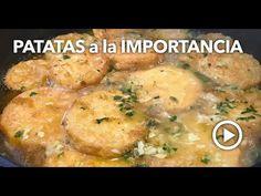 Patatas a la importancia - Divina Cocina