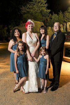 Bridesmaids —Handmade infinity Dresses