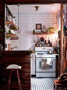 6 Small Kitchen Design Ideas - UK