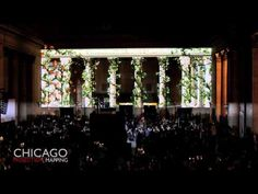 Chicago Projection Mapping - IIT Chicago-Kent - 3D Projection Mapping at...