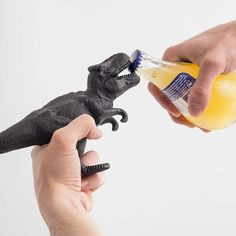 T-Rex Dinosaur Bottle Opener | Cheap and cool holiday gifts for him