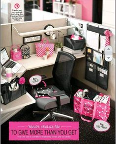 Spruce up your cubicle while giving to a great cause!!