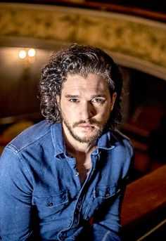 "Kit Harington by Francesco Guidicini for ""The Sunday Times"" 2016"