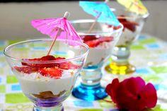 fraises au petit gervais, mascarpone et gavottes