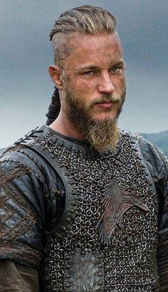 Ragnar Lothbrok By Aniigraphuse – Smile Images Ragnar Lothbrok Vikings, Lagertha, Ragnar Lothbrok Haircut, Ragnar Hair, Vikings Tv Show, Vikings Tv Series, Vikings Travis Fimmel, Viking Beard, Viking Men