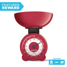 Salter Orb Mechanical Kitchen Scale #flybuysnz #100points #OFHNZ