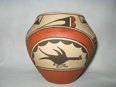 Zia Native American Pottery