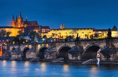 Prague Castle Central to Eastern European history for centuries, the largest in the world in terms of area