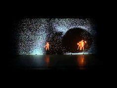 Performance of Pixel by Mourad Merzouki, Claire Bardainne & Adrien Mondot | WIRED - YouTube