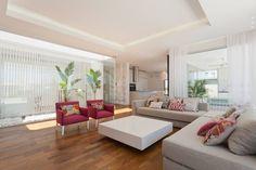Salas de estar modernas por VISMARACORSI ARQUITECTOS