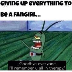 For reals! Plankton knows whats going on