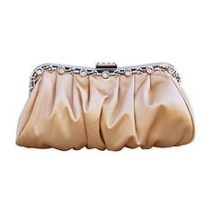 Gorgeous Silk Party Handbags/ Clutches More Colors Available – USD $ 13.59
