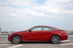 Das neue Mercedes-Benz E-Coupé im Fahrbericht: Die schönste Seite der E-Klasse! - Sternstunde - Mercedes-Fans - Das Magazin für Mercedes-Benz-Enthusiasten