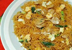 Bihun goreng special