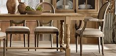 These will be my dining room chairs.