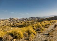 Tabernas desert views