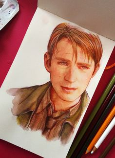 Really awesome art. I think Steve Rogers would approve.
