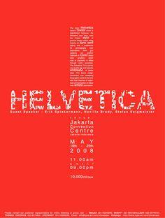 typography poster - Recherche Google