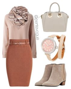 """""""Brooklea"""" by pentevogue ❤ liked on Polyvore featuring moda, T By Alexander Wang, Sole Society, Augusta e Shinola"""