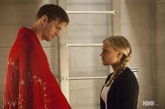True Blood. Life lesson: When Eric loses his memory... Let him hide in your house.