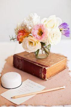 Flowers at home | la casa sin tiempo