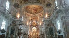 Kirche Birnau, Barokkirche