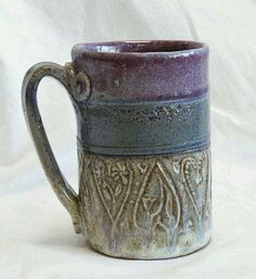 113 stoneware dishes coffee mugs - Savvy Ways About Things Can Teach Us Hand Built Pottery, Slab Pottery, Pottery Mugs, Ceramic Pottery, Clay Mugs, Ceramic Clay, Pottery Classes, Pottery Designs, Pottery Ideas