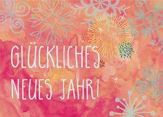 FROSCHTATZE Postkarte | Glückliches neues Jahr! ----------------------------------------------- Kleines Extra: der 5 € Gutscheincode HEYS9PF für Hörgeschichten und Sprachlern-CDs!