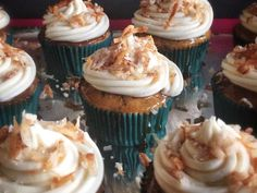 ... Flavours on Pinterest | Mudslide Cupcakes, Cupcake and Rum Cupcakes