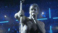 rammstein gifs | Rammstein GIF - Till throwing mic stand by Rammsteincollector on ...
