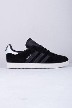 best cheap f41bd 4478e Adidas - Gazelle core black large-1 Adidas Gazelle, Sporty Outfits,  Streetwear Fashion