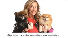 Step into the world of Orostani Couture Luxury Pet Fashion Brand