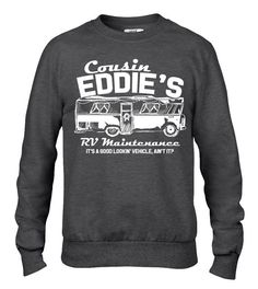 Funny Christmas Sweatshirt Cousin Eddie Cousin Eddie Sweatshirt Funny Holiday Shirt Unisex Sweatshirt for Men and Women Item 2706 - Holiday Shirts - Ideas of Holiday Shirts - Griswold Christmas, Christmas Shirts, Christmas Humor, Ugly Christmas Sweater, Graphic T Shirts, Family Christmas Pictures, Family Pictures, Lampoon's Christmas Vacation, Novelty Shirts