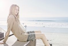 LNA beach outfit.