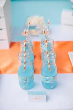 Modern Little Man 1st Birthday Party with Lots of REALLY CUTE Ideas via Kara's Party Ideas | KarasPartyIdeas.com #LittleManParty #PartyIdeas #Supplies (6)