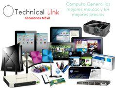 Ahora en Technical Link contamos con una gran gama de productos de cómputo general de las principales marcas, para uso en el hogar, para tu negocio o para tus proyectos, acércate con nosotros queremos ser parte de tus ideas y proyectos.