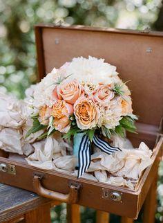 Featured Photographer: Josh Gruetzmacher; wedding bouquet idea