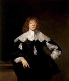 Sir John Borlase (1619–1672), 1st Bt, MP by Anthony van Dyck   National Trust Date painted: 1637–1638 Oil on canvas, 137 x 108 cm Collection: National Trust - Kingston Lacy
