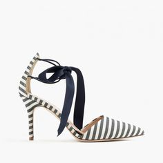 Behind every savvy intern is a killer pair of shoes.