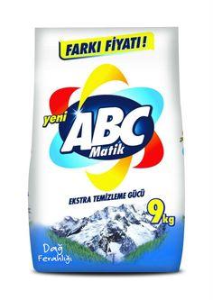 ABC Matik Laundry Detergent
