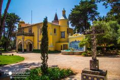 Sintra, Património Mundial By Luis Rodrigues Cascais Portugal, One Day I Will, Discovery, Mansions, Country, World, House Styles, Places, Amazing Houses