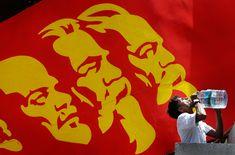 May Day, Sri Lanka. Photo by: Gemunu Amarasinghe