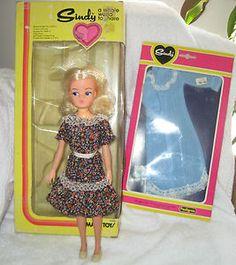 Sindy vintage doll by Marx