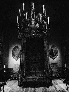 Gothic decor haunt, baroque, halloween house, new bedroom, dream, gothic bedroom, gothic victorian, gothic decor, dark