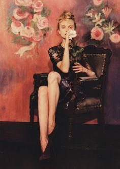 """Trust in Me"", Kamila Filipcikova by Glynis Selina Arban for Lula #15"