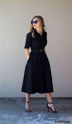Must-have женского летнего гардероба 2016: платье-рубашка