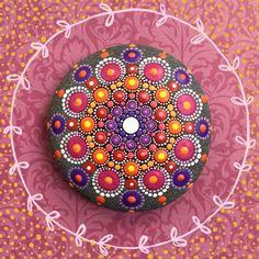 ❤~Piedras Pintadas~❤ ❤~ Mandala ~❤