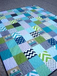 Writer's Block quilt complete! | Kelly | Flickr