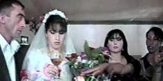 VEZI cum arata cel mai penibil moment de la o nunta (VIDEO)