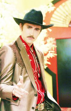 Cowboy Ned (Lee Pace) Pushing Daisies